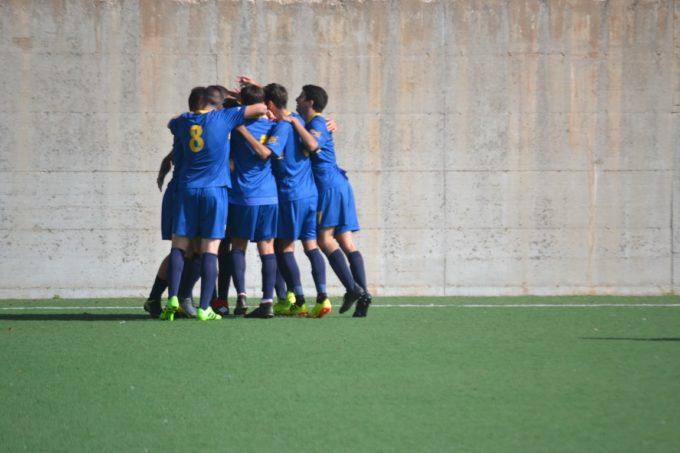 """Virtus Divino Amore (calcio, I cat.), Zotti segna subito: """"Con la Vivace Furlani partita equilibrata"""""""