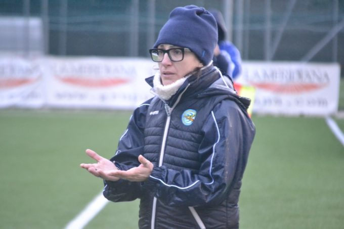 """Woman Atletico Lodigiani (calcio, Eccellenza), Cucchi: """"Le ragazze devono credere di più in loro stesse"""""""
