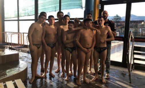 F&D Waterpolis, sconfitta bruciante in casa per l'Under 15 maschile con i Castelli Romani