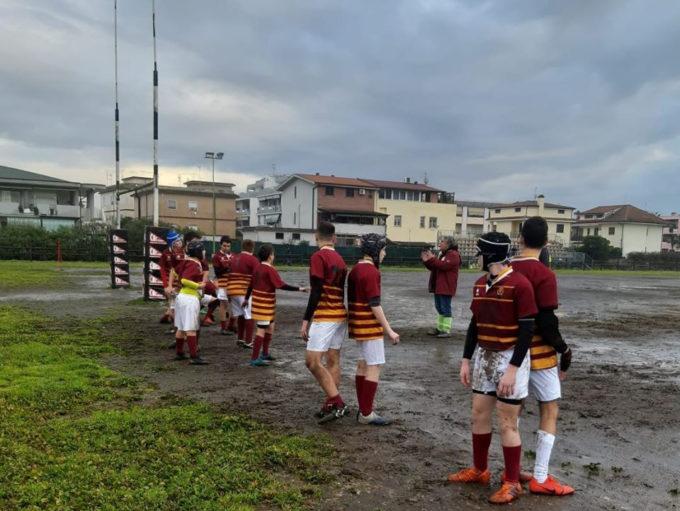 "Rugby Frascati Union 1949, l'Under 14 cede di misura a Latina. Ascantini: ""Una buona partita"""