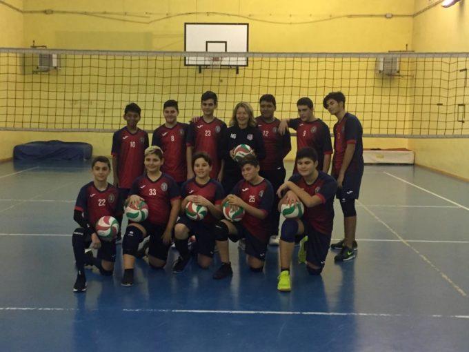"""Polisportiva Borghesiana volley, la Montaldi si è scoperta tecnico: """"Bello allenare l'U15 maschile"""""""