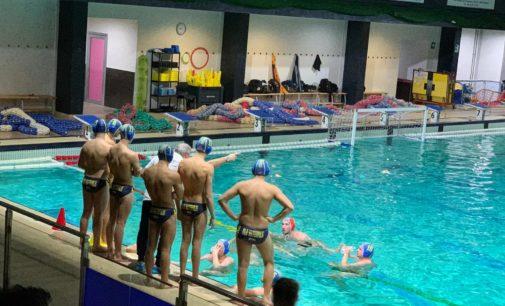 Serie C maschile, F&D Waterpolis sconfitta all'esordio: a Pomezia finisce 7-9