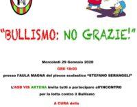 """""""Bullismo: No Grazie"""". Il convegno organizzato dalla Vis Artena"""