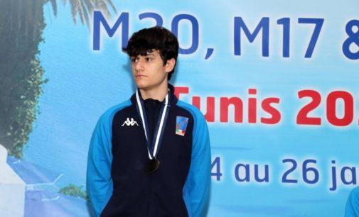 Frascati Scherma: Tocci due volte d'oro ai Giochi del Mediterraneo, Colamarco di bronzo