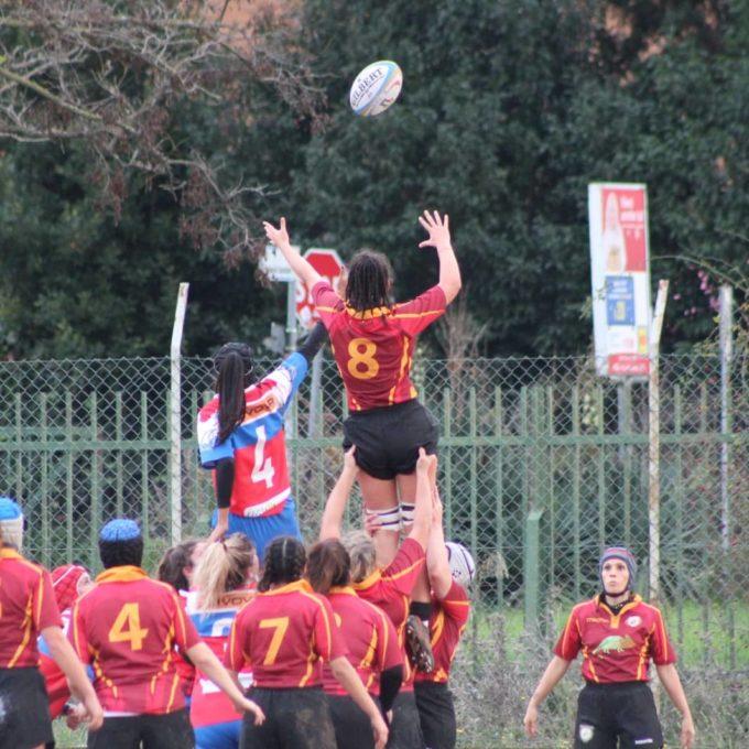 """Rugby Frascati Union 1949 (serie A/f), capitan De Paolis: """"La pausa può essere positiva"""""""