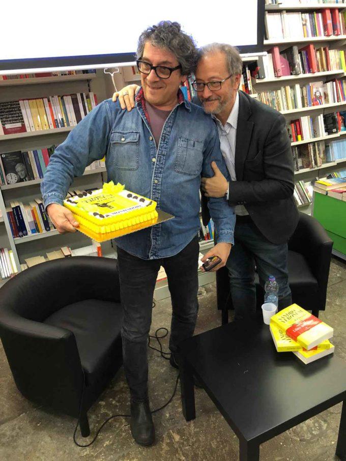 on Veronesi e De Silva riprende l'anno della Mondadori di Velletri