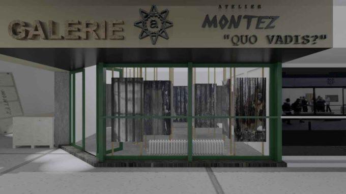 """Montez – Gli """"scarti urbani"""" di Roma in mostra a Vienna"""
