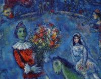 Marc Chagall a Bologna: la poesia, il racconto, il colore