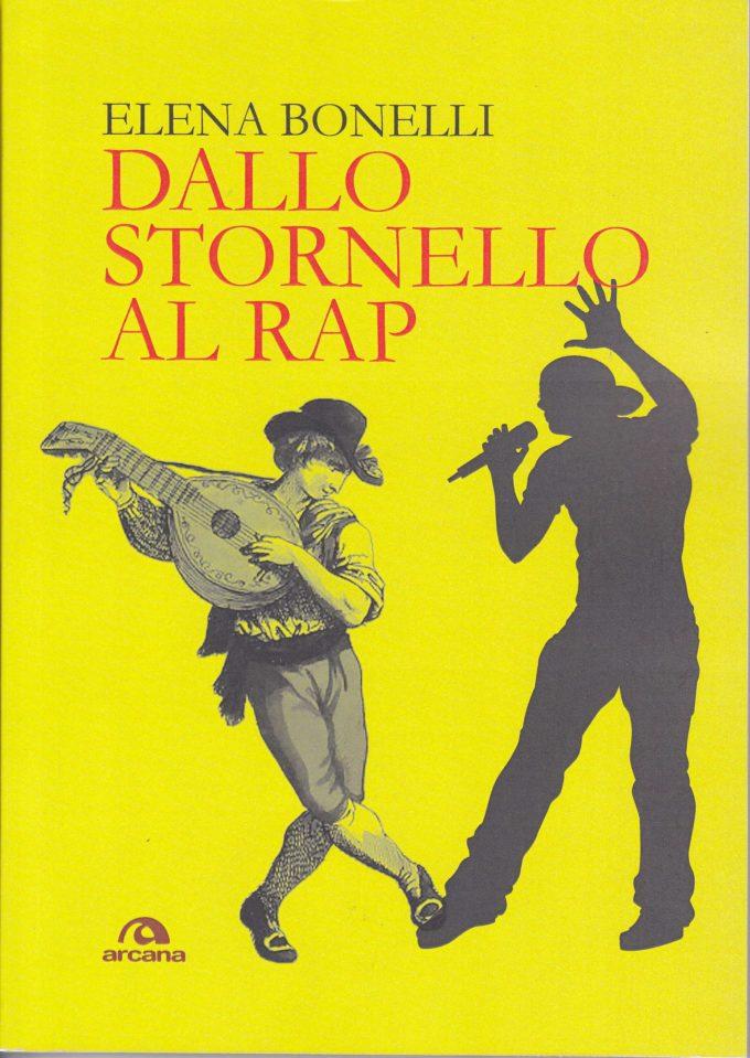 """Volo musicale """"Dallo stornello al rap"""" di Elena Bonelli"""
