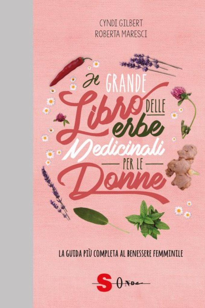 Il grande libro delle erbe medicinali per le donne a Euroma2