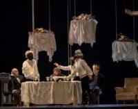 La Tempesta con Renato Carpentieri regia Roberto Andò dal 10 al 16 gennaio 2020 Teatro Vascello