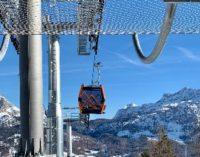 Cortina d'Ampezzo: sabato 11 gennaio 2020 Tofana – Freccia nel Cielo inaugura ufficialmente la nuova e prima cabinovia.