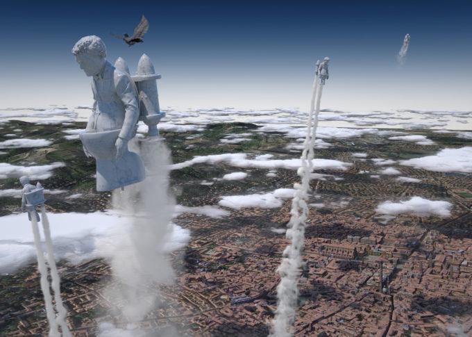 WHAT IF: il museo temporaneo di realtà virtuale nell'ambito di ART CITY