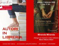 "Per autori in libreria ""Bellissima regina"" di Miranda Miranda"