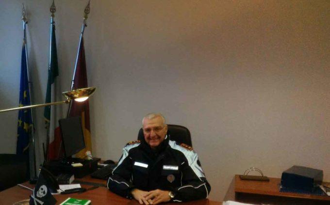 Albano Laziale, il Dottor Mauro Masnaghetti è il nuovo Comandante di Polizia Locale