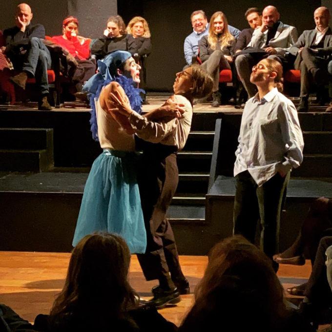 Teatro Trastevere – Shakespeare in wine