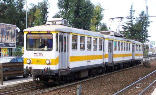 Stop trenino Termini-Centocelle