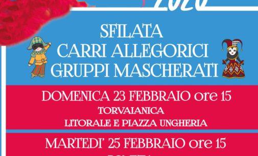 Febbraio mese d'amore e divertimento. Pomezia festeggia San Valentino e Carnevale