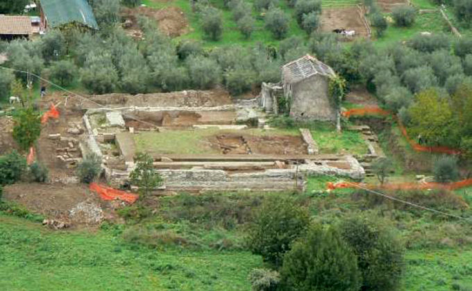 Finanziato il restauro  del Tempio di Diana a Nemi e il Belvedere di Castel San Pietro Romano