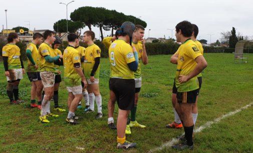 """Rugby Frascati Union 1949-Arnold, Ghinetti e l'Under 18: """"Abbiamo buoni prospetti nel gruppo"""""""