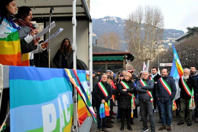 Il Mese della Pace a Como: un impegno incoraggiante