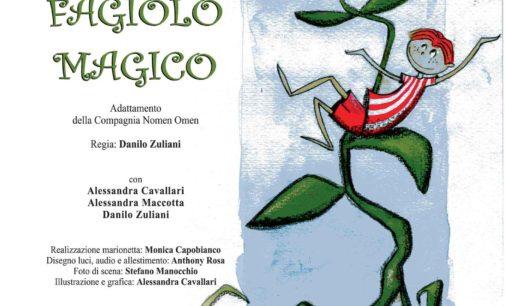 Teatro Trastevere – GIACOMINO E IL FAGIOLO MAGICO