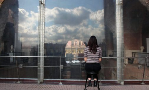 LIVE MUSEUM, LIVE CHANGE Sonia Andresano conPermesso di sosta e fermata