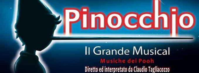 """A SAN CESAREO"""" IL MUSICAL DELL'ANNO: """"PINOCCHIO"""""""