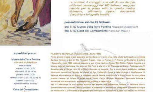 Italia Nostra Latina: In una mostra monografica la straordinaria figura di Filiberto Sbardella