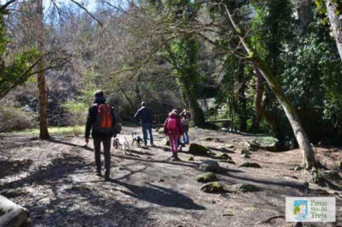 Parco Valle del Treja – In partenza la stagione di visite guidate 2020