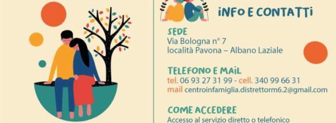 """Albano Laziale, inaugurazione della struttura sociale """"C'entro in famiglia"""""""