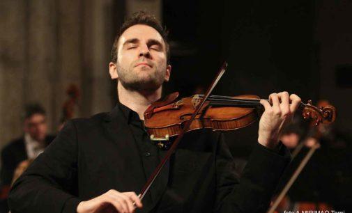 Da Bach ai Queen passando per Mendelssohn, Čajkovskij, Ravel e Gershwin,  con il famoso violinista Stefan Milenkovich