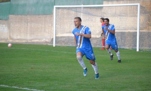 """Albalonga (calcio, serie D), pari interno con l'Aquila Montevarchi. Casimirri gol: """"Va bene così"""""""