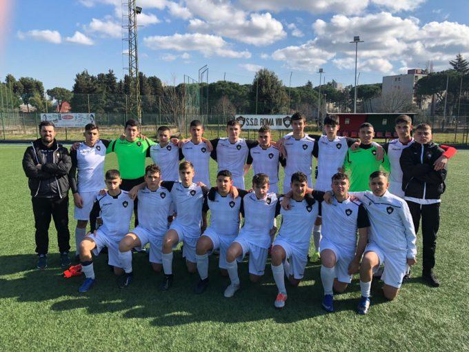 """Ssd Roma VIII (calcio, Under 17 prov.), Brunetti: """"Coi ragazzi ci siamo scambiati una promessa…"""""""