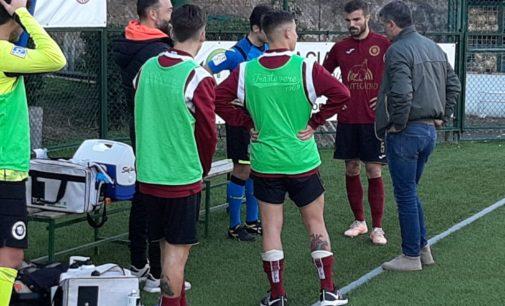 Si fa male l'arbitro: sospesa la partita del Trastevere Stadium