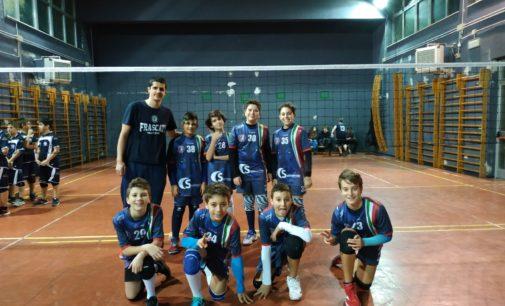 """Volley Club Frascati, Bilancioni e l'Under 13 maschile: """"Un gruppo che vuole crescere"""""""