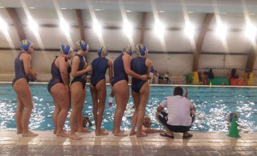 Under 15 femminile, F&D Waterpolis in bello stile contro il 3T finisce 21-8