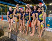 Under 13 femminile, l'F&D Waterpolis perde ma non sfigura con la capolista Lifebrain SIS Roma