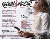 MIMO 87 PALESTRINA  – NUOVO MUSICAL: ROCKING MOZART