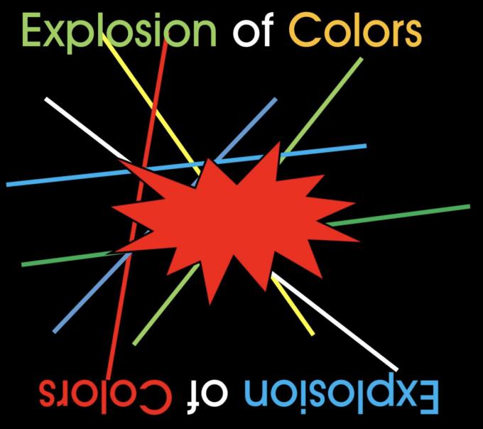 A Castel Gandolfo la mostra Explosion of color