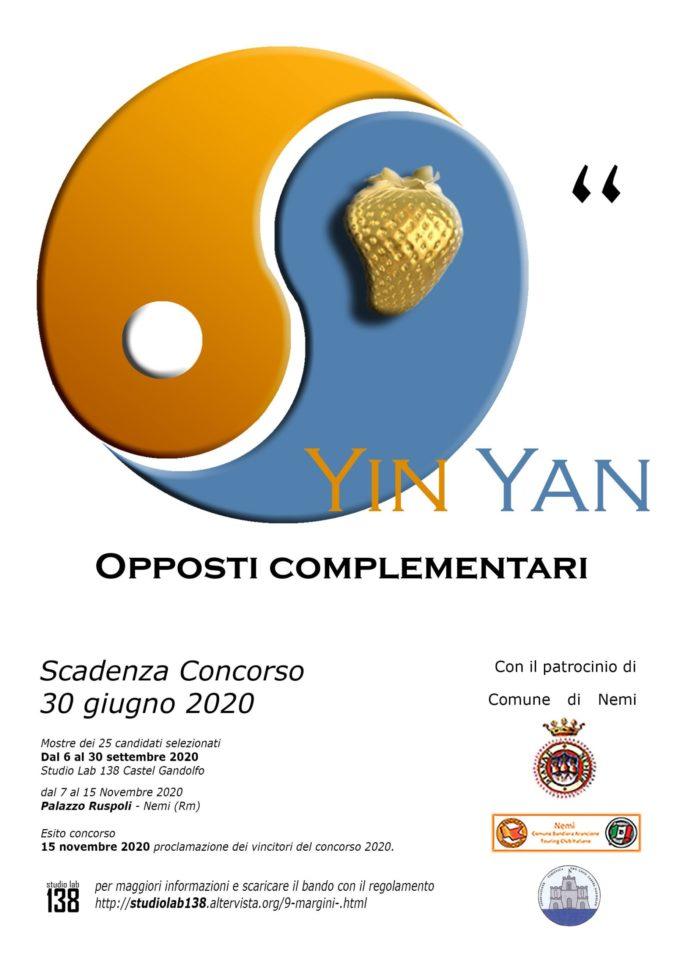 L'arte per lo Yin e lo Yan, opposti complementari