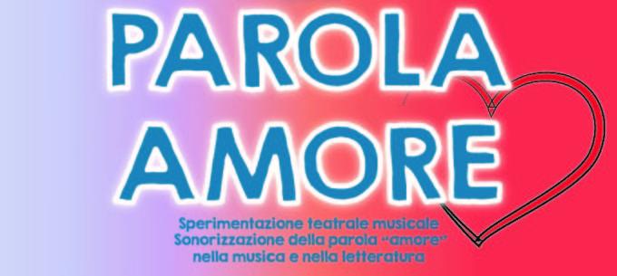 Parola Amore, regia di Alessandro Fea – dal 19 al 23 febbraio, teatro Due – Roma