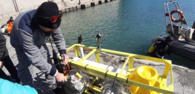 Ambiente: Liguria, laboratorio sottomarino per monitorare il mare e testare nuove tecnologie