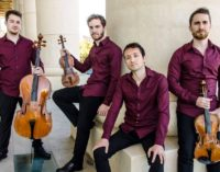 MUSICA A TEATRO: CARAVAGGIO QUARTET per i cocnerti IUC