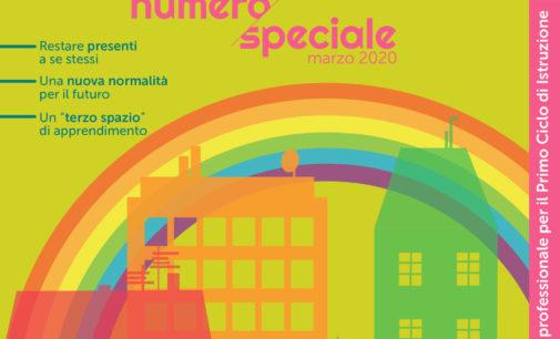"""La scuola a casaLA SCUOLA A CASA: fascicolo speciale della rivista """"Essere a Scuola"""", gratuito e scaricabile in pdf"""