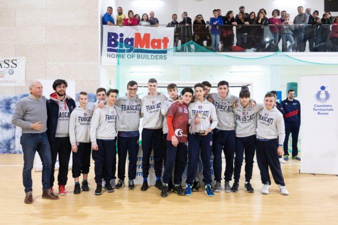 """Volley Club Frascati (Under 16/m), Micozzi: """"Il quarto posto? Risultato molto positivo"""""""