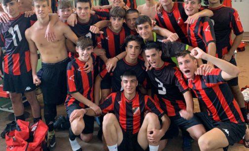 """Colleferro (calcio, Under 17 reg.) al comando, mister Lucidi: """"Siamo oltre le più rosee previsioni"""""""