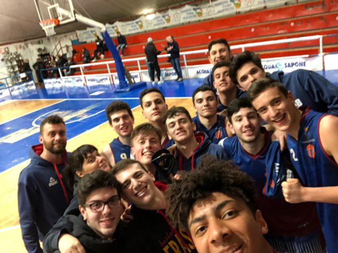"""Club Basket Frascati, Cecconi e l'Under 18: """"Abbiamo un gruppo di ragazzi molto interessanti"""""""