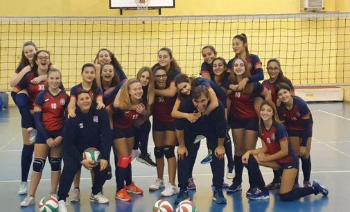 Polisportiva Borghesiana volley, l'Under 14 e l'Under 13 femminile scoppiano di salute