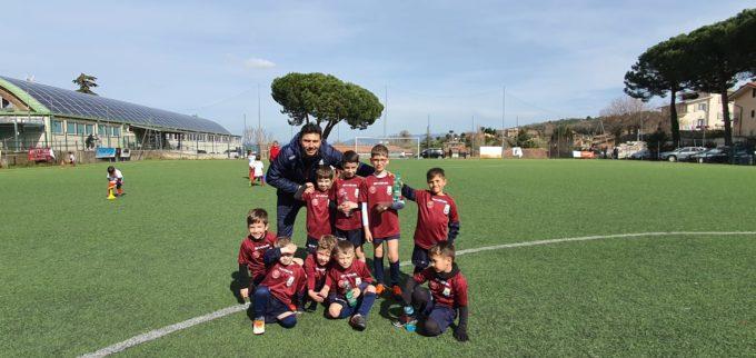 """Football Club Frascati (Scuola calcio), Fabiani: """"Quante soddisfazioni coi nostri piccoli calciatori"""""""